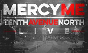 Mercy Me Live Small Logo