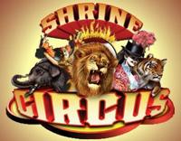 Small Shrine Circus Logo