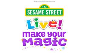 Sesame Street Live 2018 Event Image