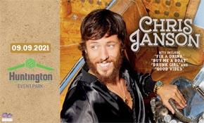 Chris Janson: Real Friends Tour