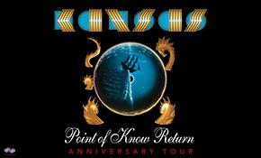 Kansas: Point Of Know Return 40th Anniversary Tour
